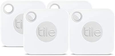 Amazon.com: Tile Mate (2018) - 4 Pack - Discontinued by Manufacturer: Electronics