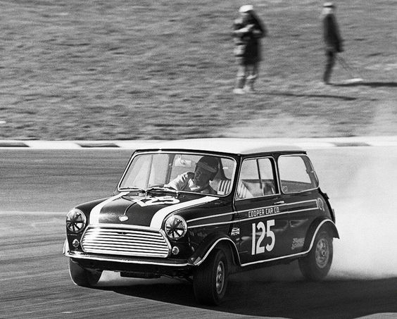 John Rhodes - Brands Hatch 1968