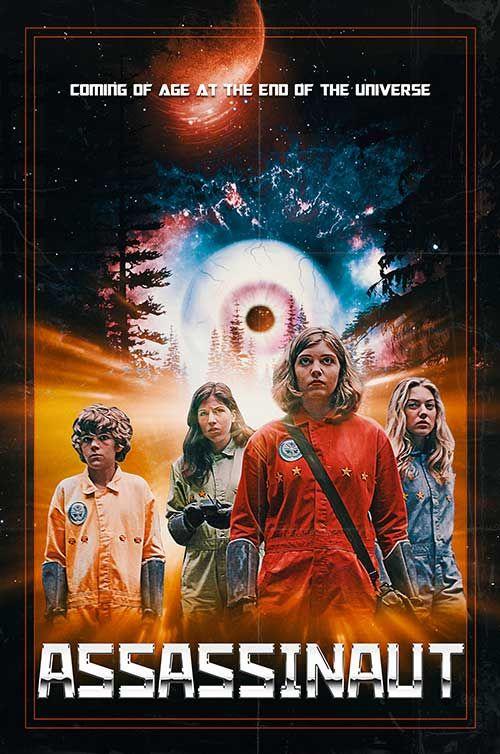 Assassinaut Splatter E Gore Nel Fanta Horror Poster E Trailer Darkveins Com Film Completi Gratis Film Online Film