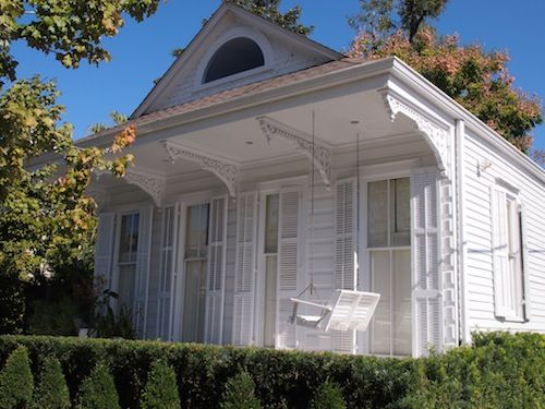 Creole Cottage Cottages And New Orleans On Pinterest