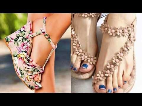 Zapatos De Moda 2017 2018 Primavera Verano Para Mujer Juvenil Youtube Zapatos De Moda Moda Zapatos Mujer