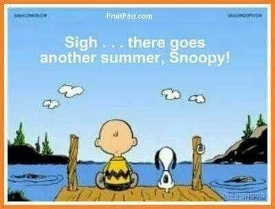 Good Bye, Summer: