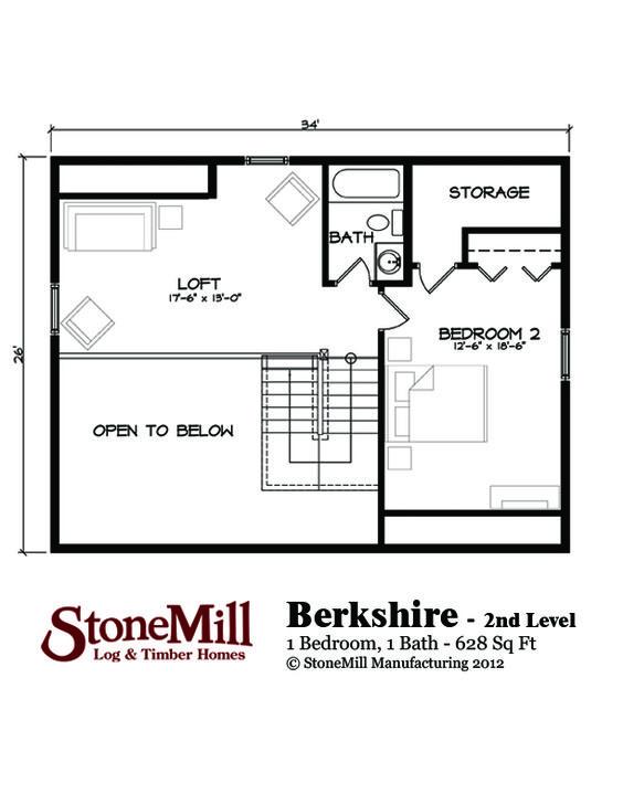 Berkshire 2nd Floor