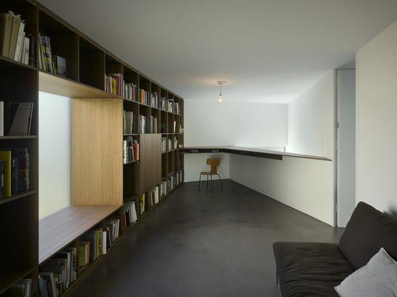 2b Architectes - 4 in 1 urban villa