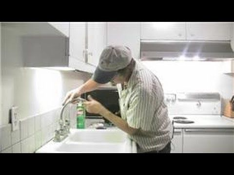 How To Remove A Stuck Kitchen Faucet Spout Feels Free To Follow Us Di 2020