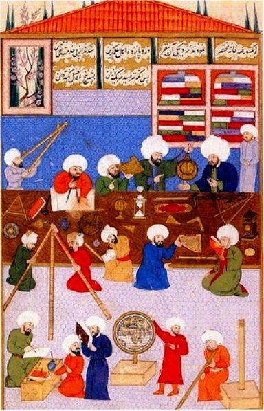 Astronomy-İstanbul Observatory-Ottoman Era: