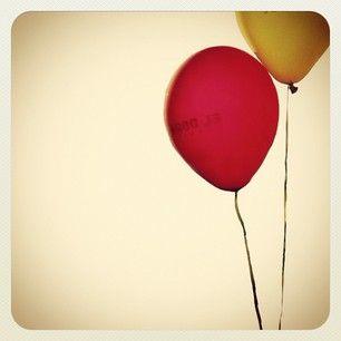 2 luftballons