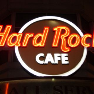 Hard Rock Cafe, Cleveland