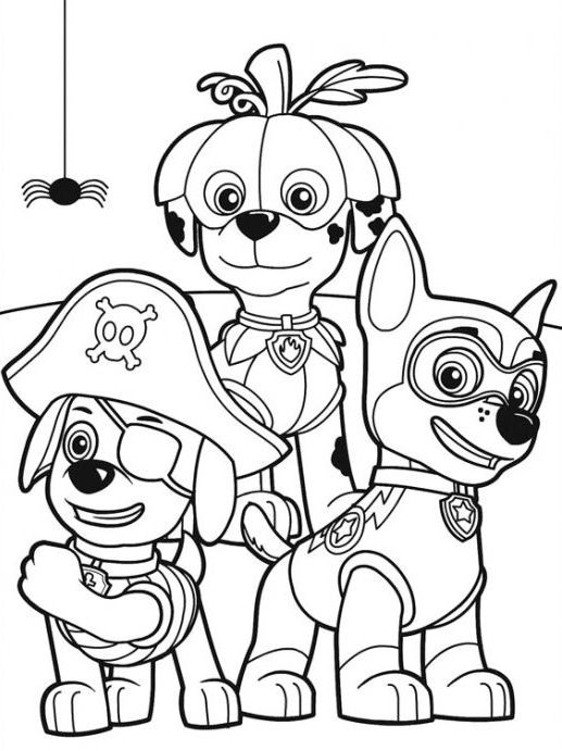Pin By Jessy Stolte On Paw Patrol Nick Jr Coloring Pages Free Halloween Coloring Pages Paw Patrol Coloring Halloween Coloring Pictures