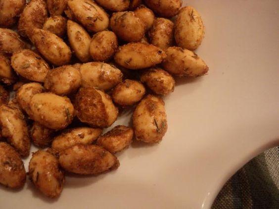 ... Spanish Almonds | Recipe | Spiced Almonds, Spanish and Smoked Paprika