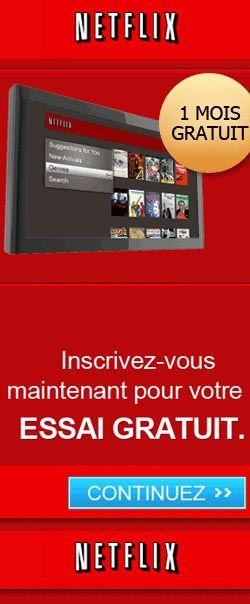 Profitez d'un mois gratuit de Netflix et dites bye-bye facture de câble!  http://rienquedugratuit.ca/activite/mois-gratuit-de-netflix/
