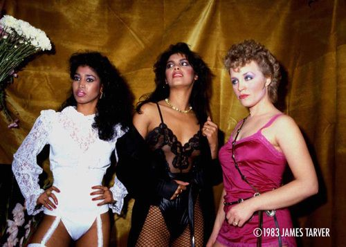 Vanity 6: Susan Moonsie, #Vanity, and Brenda Bennett: