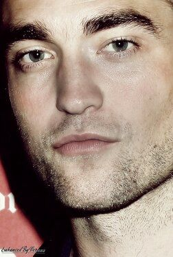 very handsome Rob