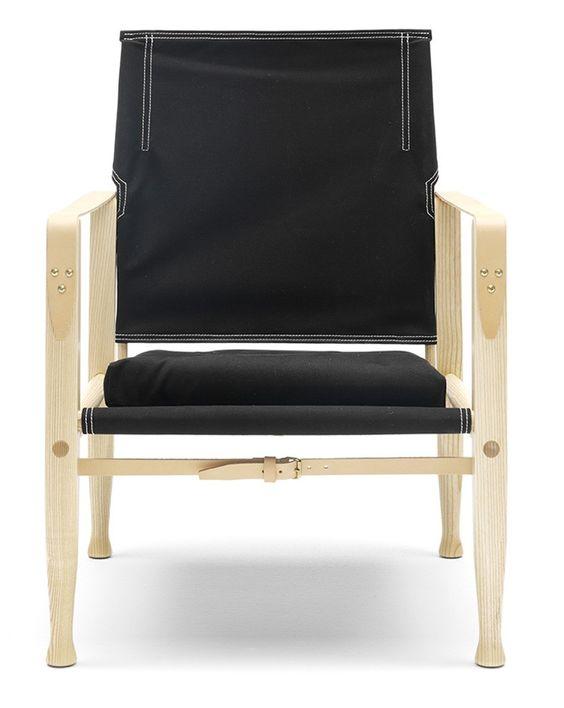 Carl Hansen & Son KK 47000 | Safari Chair | mintroom.de #Carl Hansen & Son #mintroom #sessel #carl hansen & son #kaare klint