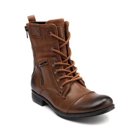 Shop for Mens J75 by Jump Trooper 3 Boots in Tan at Journeys Shoes ...