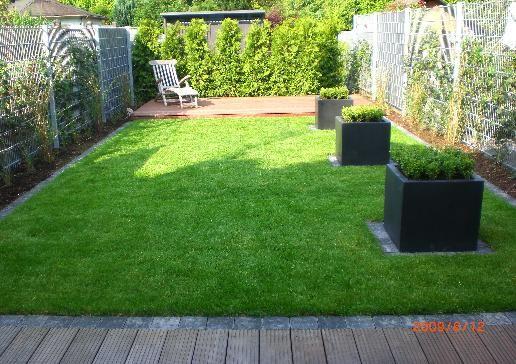 Reihenhaus Garten - Rowhouse Garden | Ideen rund ums Haus ...