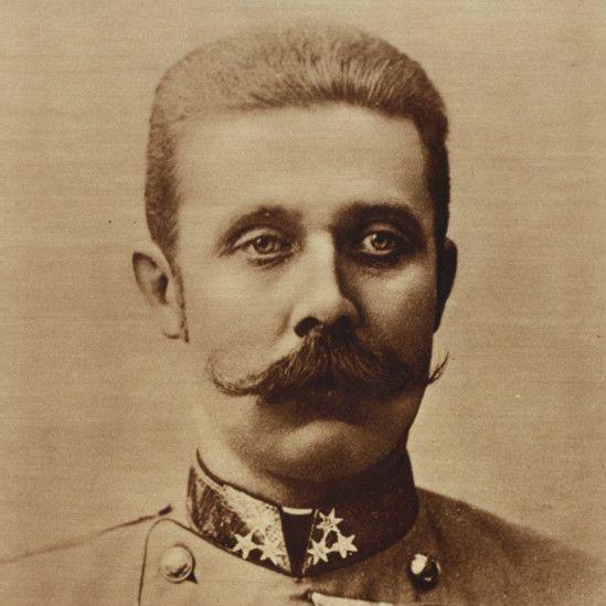 Arquiduque Francisco Ferdinando da Áustria visita Sarajevo - BBC Brasil - Vídeos e Fotos: