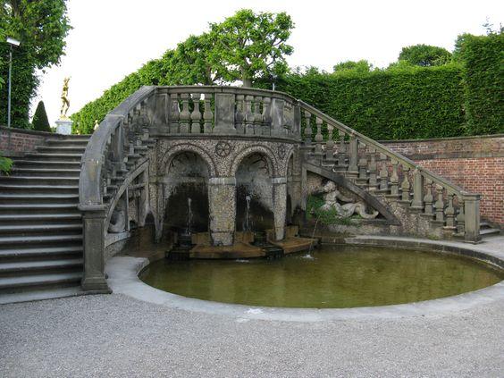Gardens Of Herrenhausen Hannover Grosser Garten Hannover Garten