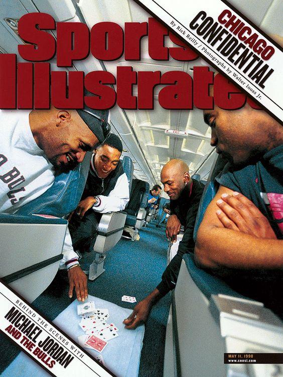 May 11, 1998 SI cover #bulls #pippen #NBA