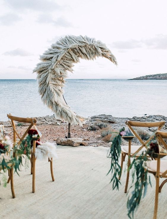 18 Unique Beach Wedding Ceremony Arches