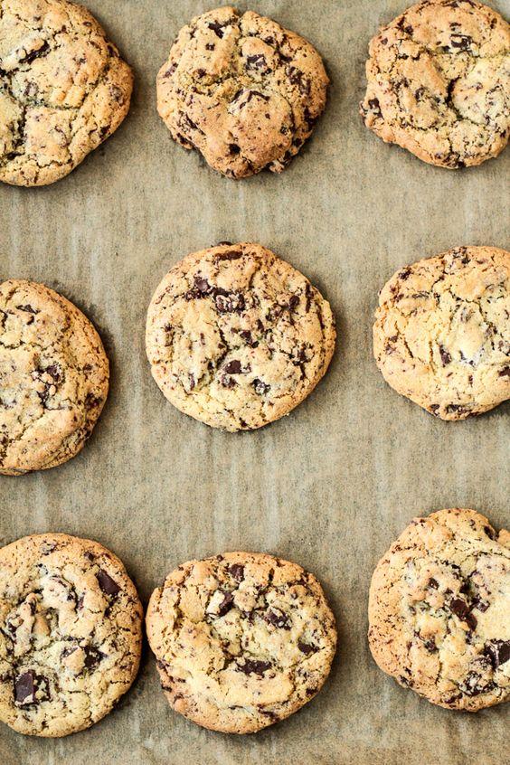 Die Glücklichmacherei: Chocolate Chip Cookies 〖The Very Best〗