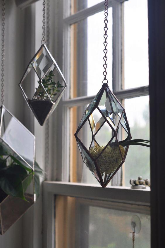 Image of Iridis Prism Terrarium - small