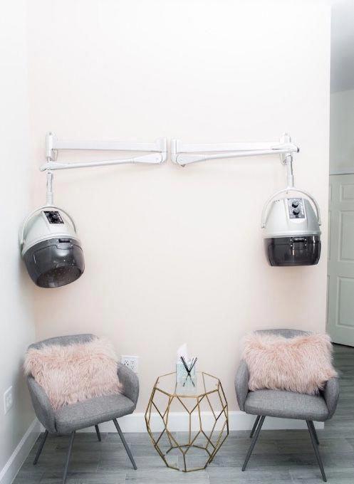 Aesthetics Salon Va En 2020 Interior De Salon De Belleza Diseno De Salon De Belleza Salon De Unas