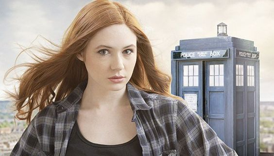 On This Day... In 2010 Amy Pond joined the TARDIS #DoctorWho