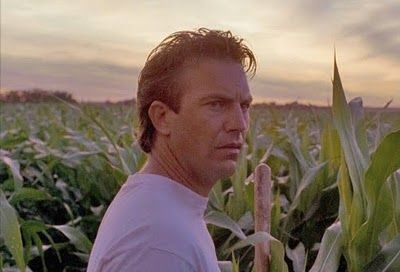 """""""If you build it, he will come.""""  (Field of Dreams)"""