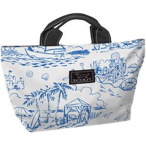 The Paper Store Scout Nooner Tote Lunch Bag. #thepaperstore #scoutbags #lunchtime