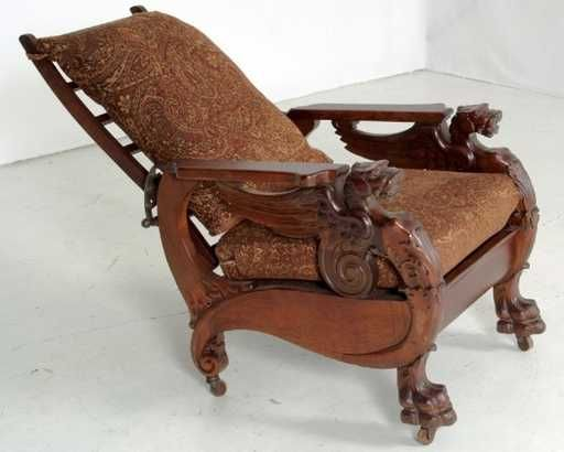 Pin By Sandy Cannington On Furniture Custom Morris Chair Chair
