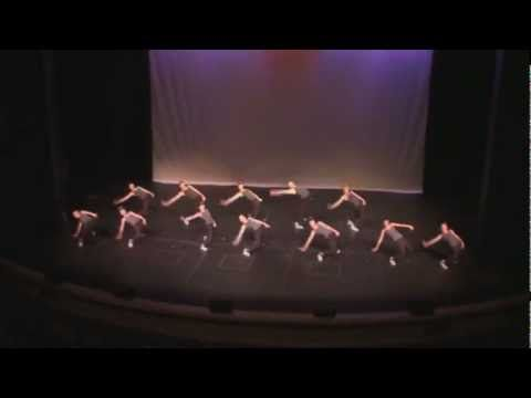 The Dance Factory 2012 - Senior team Hip Hop