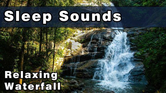 Relaxing WATERFALL Sleep Sounds - 12 Hours - Ambient Noise - Sleep Deeper Tonight - http://www.soundstorelax.com/nature-sounds/water/running-water/relaxing-waterfall-sleep-sounds-12-hours-ambient-noise-sleep-deeper-tonight/