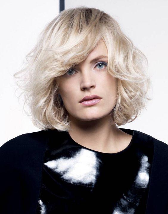 Interesting Bang Haircuts & Bangs Hairstyles for Women (16)
