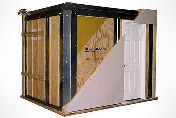 How To Tornado Proof Your House Safe Room Shelters And