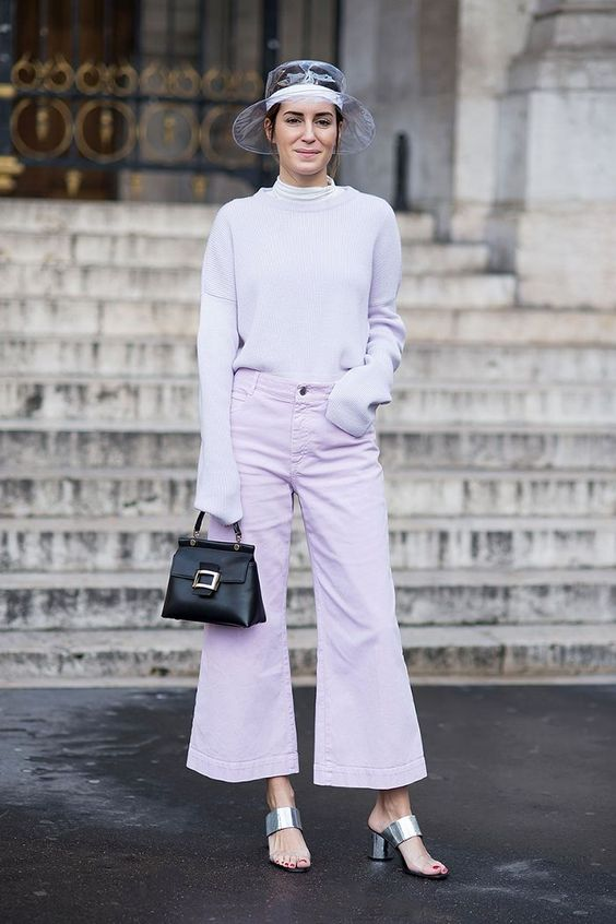 Parisian street style trends are always the ones to watch, with a finger on the pulse of everything cool in fashion. See this season's biggest hits.