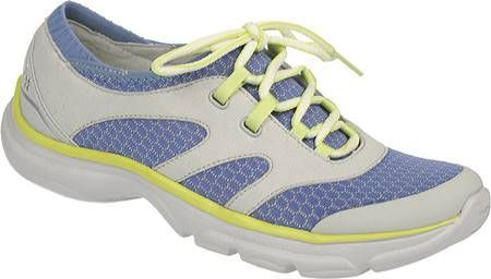 #Naturalizer - Bzees Picnic (Women's) - Colony Blue Mesh/Wild Lime Detailing