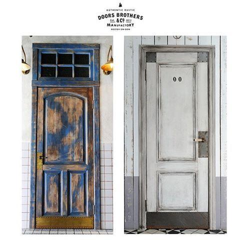 двери в стиле лофт фото