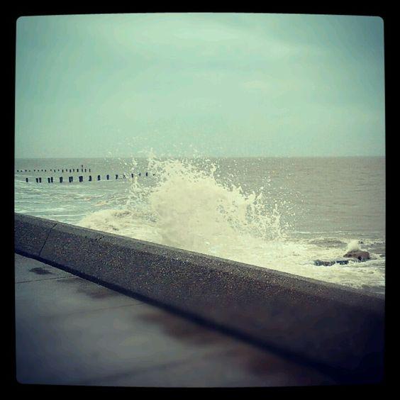 Lowestoft Sea Front (credit by Rita Namorado)