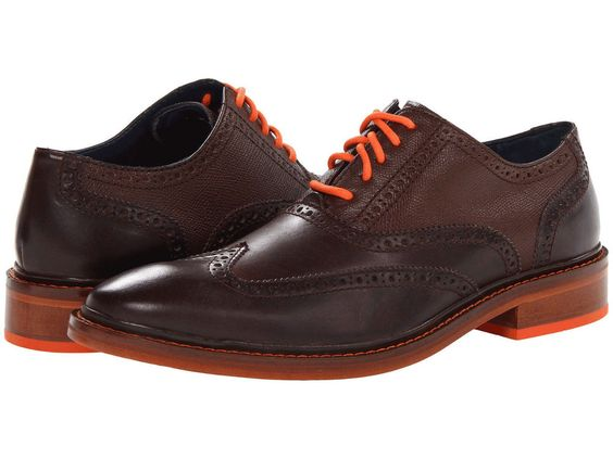 NIB!! COLE HAAN Mens Colton Winter Wing Oxford Shoes ...
