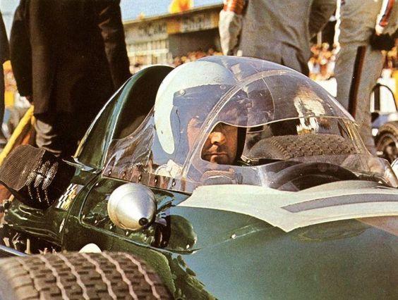 1967 Italian GP Monza Jack Brabham http://t.co/XFow8SbbYo