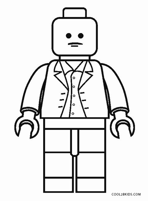 Lego Man Coloring Page Inspirational Free Printable Lego Coloring Pages For Kids Lego Coloring Lego Coloring Pages Ninjago Coloring Pages