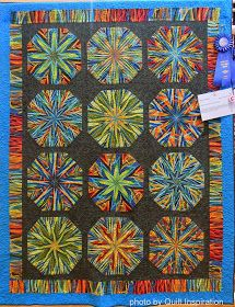 Quilt Inspiration: Highlights of the 2014 River City Quilters' Guild Show - The Finale