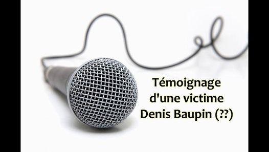 Denis Baupin Vice Président de l'Assemblée Nationale (démissionnaire) Député de Paris, ex Europe Ecologie les Verts, accusé de harcèlement par quelques femmes de son entourage. Nous avons retrouvé, sa femme de ménage, Simone Morlut qui connait le personnage depuis plus de  30 ans et .........