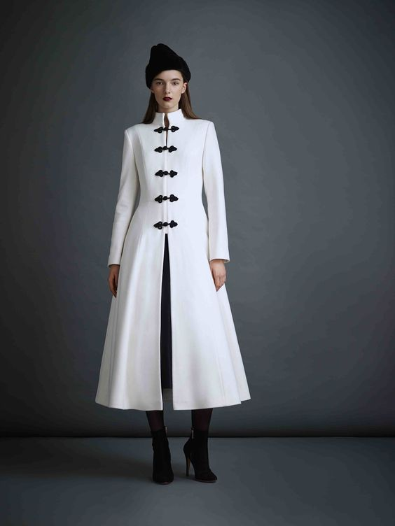 Tips on How to Choose Long Winter Coats for Women | All Fashion
