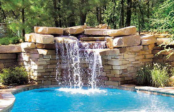Pinterest the world s catalog of ideas for Custom swimming pool designs