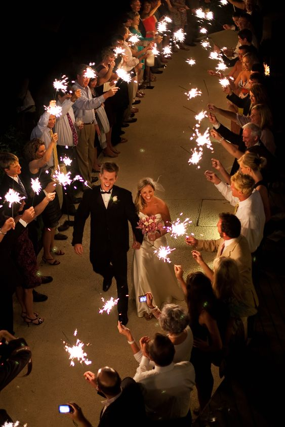 Another sparklers shot ... so cool!