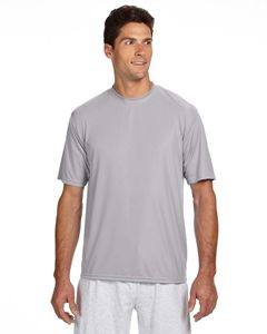 Show Details For A4 N3142 Men S Short Sleeve Cooling Performance