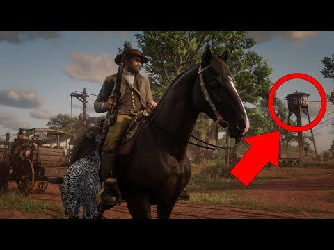 Red Dead Redemption 2 Every Detail In The Newest Gameplay Trailer