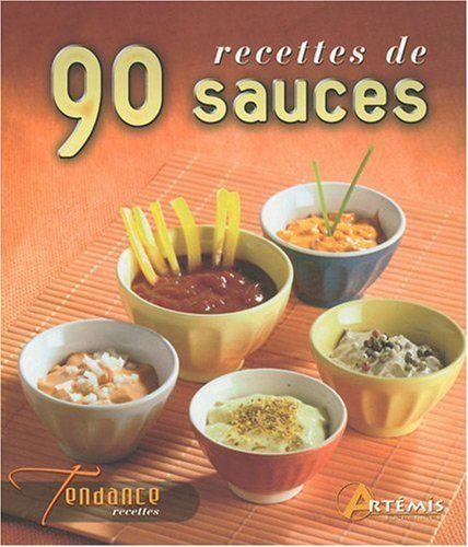 telecharger 90 recettes de sauces pdf